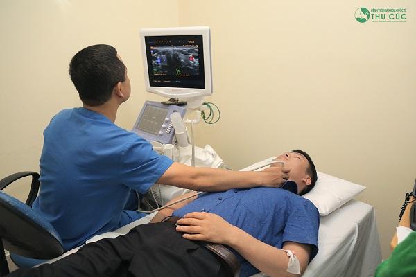 Siêu âm tuyến giáp là một trong những phương pháp chẩn đoán sớm khối u