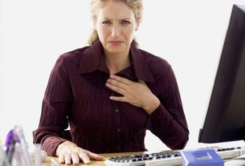 Ợ hơi, ợ chua là triệu chứng rất hay gặp ở đường tiêu hóa khi bạn mắc một bệnh nào đó ở đường ruột