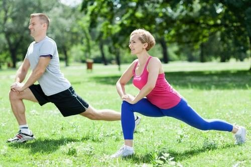 Thường xuyên vận động cũng giúp phòng tránh polyp đại tràng hiệu quẳ