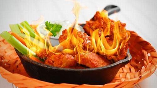 Không ăn những thực phẩm chua, cay nóng, kích thích dạ dày