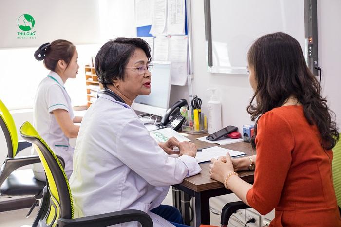 Cắt leep viêm lộ tuyến cổ tử cung có đau không là thắc mắc của rất nhiều chị em khi tìm hiểu phương pháp này