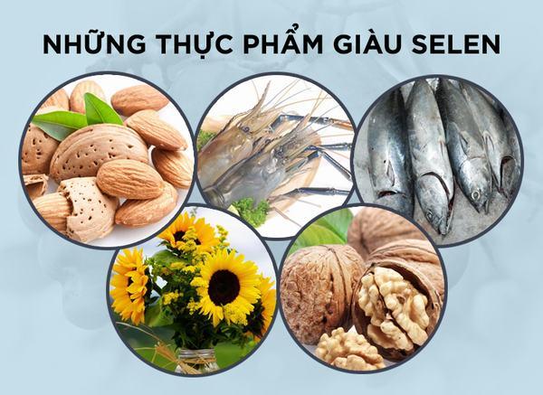 Thực phẩm giàu selen cũng có khả năng ngừa ung thư hiệu quả