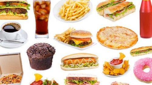 Người bệnh ung thư thực quản cần tránh các thực phẩm chiên rán, nhiều dầu mỡ, chế biến sẵn...