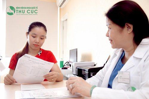 Nếu bị chóng mặt sau khi quan hệ thường xuyên và trở nên nghiêm trọng, cần tới bệnh viện để thăm khám