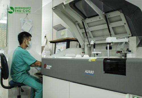 Chuyên khoa Tiêu hóa Bệnh viện Đa khoa Quốc tế Thu Cúc là địa chỉ khám chữa uy tín các bệnh lý đường tiêu hóa được rất nhiều người ở Hà Nội