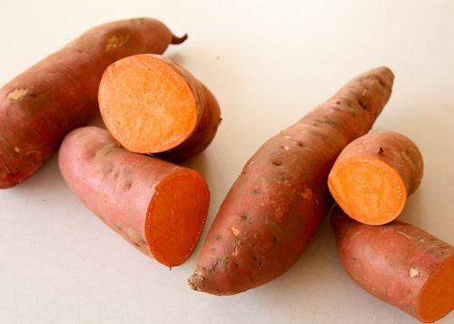 Khoai lang chứa nhiều vitamin và khoáng chất rất tốt cho sức khỏe, đặc biệt có công dụng chữa đau dạ dày