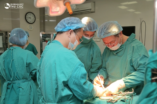 Với ung thư gan giai đoạn đầu, phương pháp điều trị hiệu quả nhất là phẫu thuật