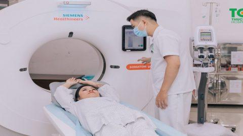 Lưu ý khi chụp cắt lớp vi tính có tiêm thuốc cản quang