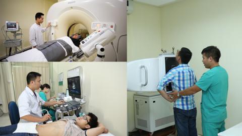 Chụp PET/ CT bao nhiêu tiền?