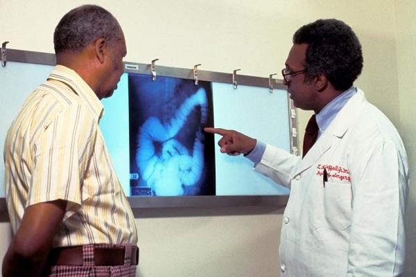 Khối u đại trực tràng có thể phát hiện qua chụp X quang