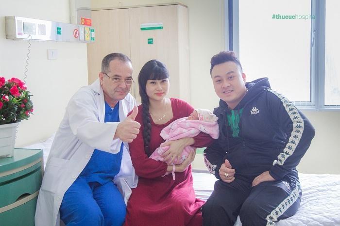 Hãy đăng ký thai sản trọn gói tại Bệnh viện ĐKQT Thu Cúc để được các bác sĩ hàng đầu chăm sóc và được trải nghiệm phương pháp da kề da sau sinh nhé!