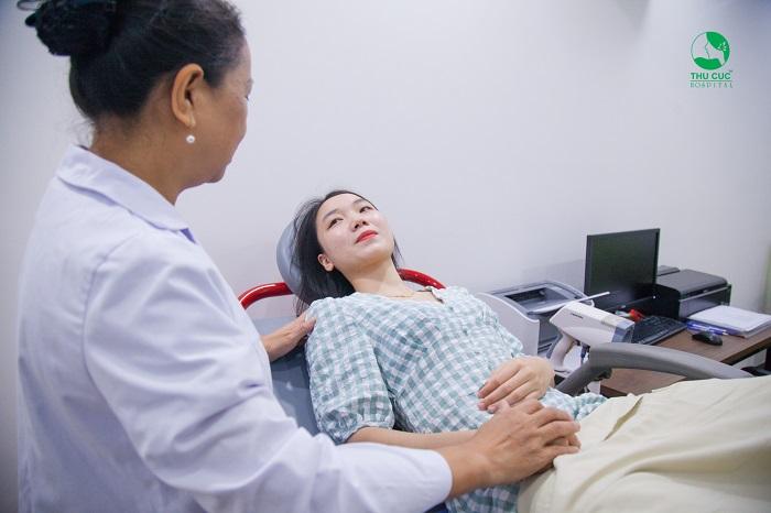 Khoa Phụ sản - Bệnh viện ĐKQT Thu Cúc là một địa chỉ y tế cung cấp dịch vụ khám, tư vấn và điều trị các bệnh phụ khoa uy tín tại Hà Nội