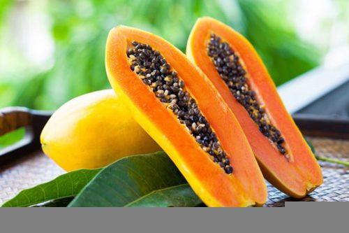 Người bệnh đau dạ dày nên ăn đu đủ chín để kích thích tiêu hóa, giảm triệu chứng khó tiêu, táo bón