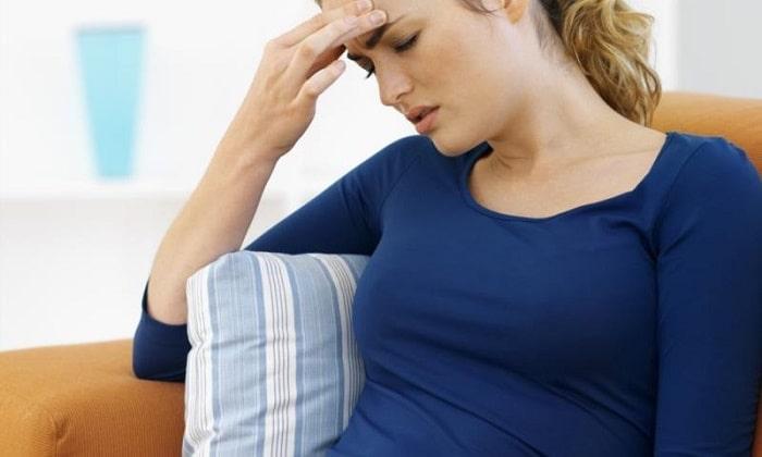 Thời gian đầu trong thai kỳ, đau bụng kèm theo chóng mặt có thể là biểu hiện của mang thai ngoài tử cung