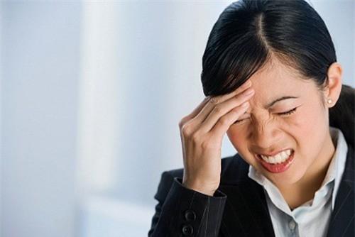 Đau đầu và mỏi cổ là bệnh gì?1