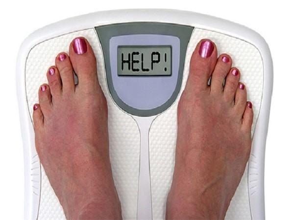 Nếu bạn sụt giảm cân nặng nghiêm trọng cần hết sức chú ý