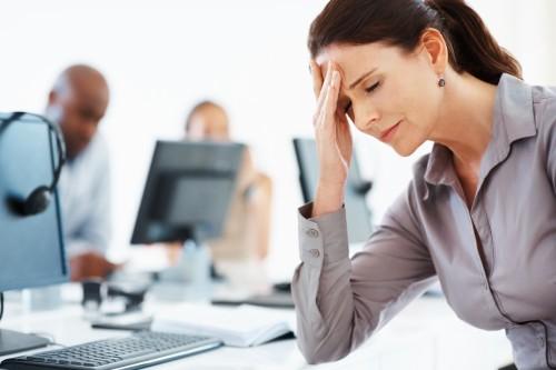 Stress là một trong những nguyên nhân gây đau lưng cơ năng