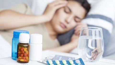 Bệnh đau nửa đầu uống thuốc gì nhanh giảm cơn đau?