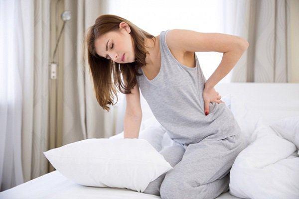 Sau sinh mổ, chị em cũng có thể bị đau xương chậu