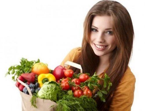 Ăn nhiều rau xanh và trái cây ngăn ngừa chứng đầy hơi hiệu quả