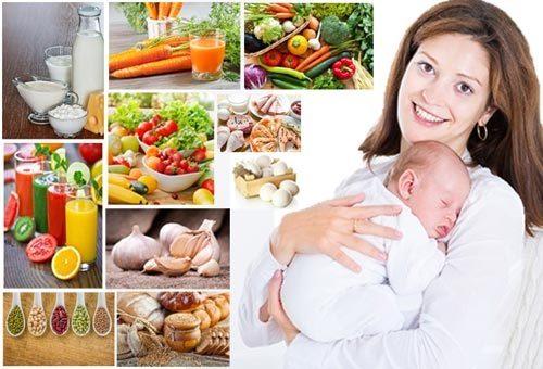 Ăn uống khoa học, vận động nhẹ nhàng sau sinh giúp chị em cải thiện và ngừa triệu chứng đầy bụng sau sinh