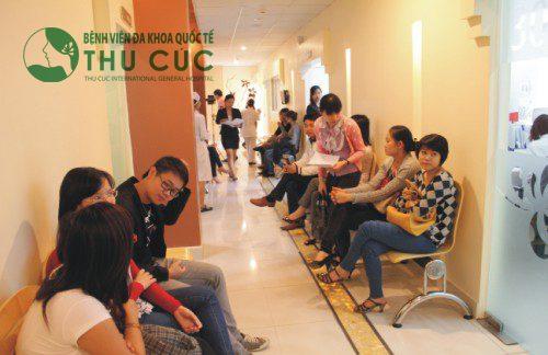 Bệnh viện đa khoa quốc tế Thu Cúc - địa chỉ khám bệnh tiêu hóa uy tín tại Hà Nội