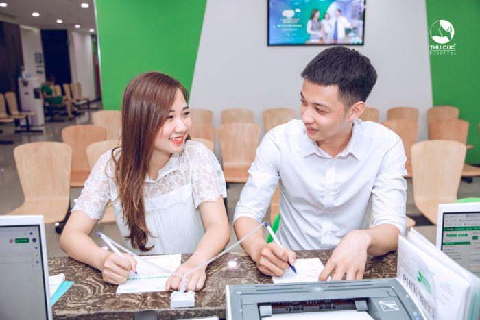 Các cặp đôi có đăng ký kết hôn mới được thực hiện phương pháp này.