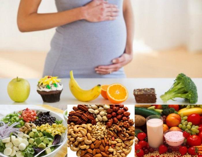 Chế độ ăn hợp lý giúp chị em chuẩn bị sức khỏe sinh sản tốt, tăng khả năng thụ thai