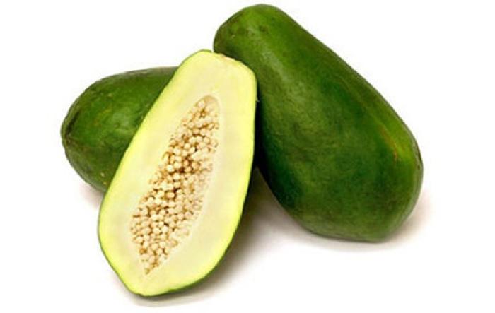 Đu đủ xanh kích thích gây co bóp tử cung, mẹ bầu không nên ăn loại quả này trong 3 tháng đầu thai kỳ
