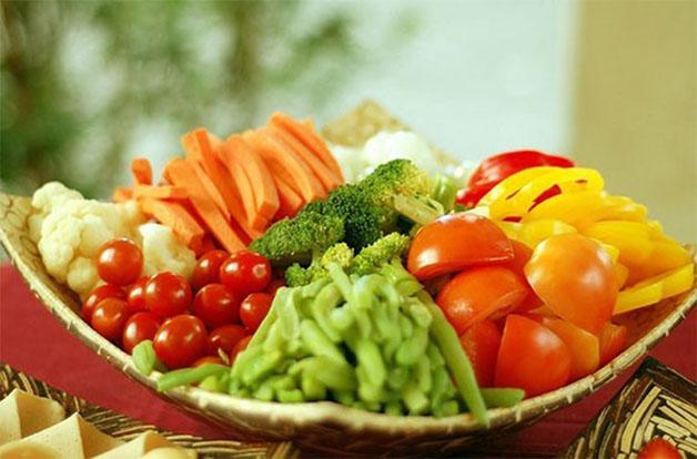Thiết lập chế độ dinh dưỡng lành mạnh để đôi mắt thật sự được khỏe mạnh từ bên trong.