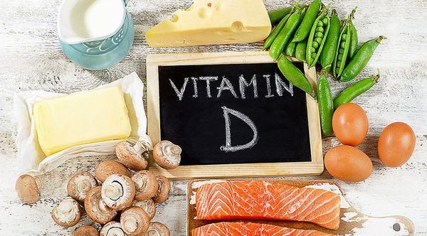 Bổ sung vitamin D giúp hồi phục nhanh chóng tình trạng bệnh
