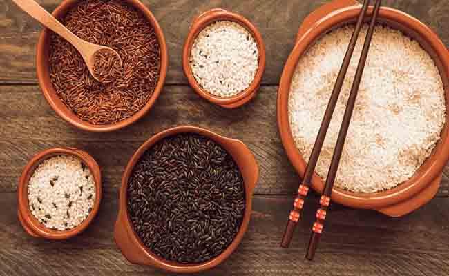 Gạo lứt là thực phẩm có chỉ số GI thấp. hàm lượng chất xơ cao nên rất tốt cho người mắc tiểu đường thai kỳ, người ăn kiêng