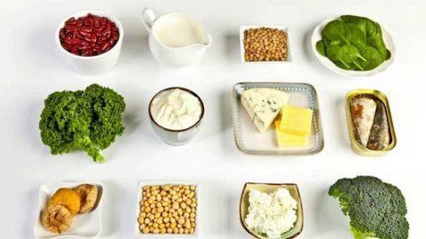 Gãy xương bánh chè nên ăn gì giúp nhanh hồi phục?