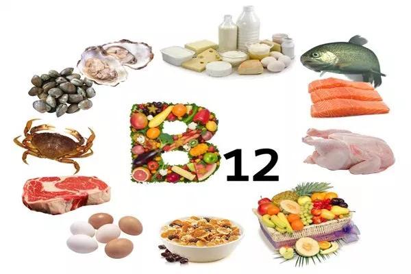 Những thực phẩm giàu vitamin B12, B6 cũng rất tốt cho người gãy xương chày