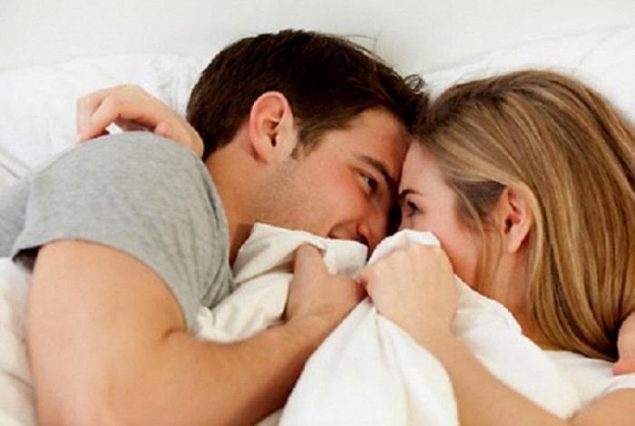 Quan hệ trong ngày đèn đỏ có thể làm giảm khó chịu cho phụ nữ