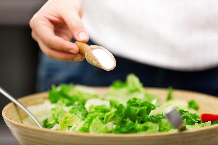 Hạn chế ăn mặn tốt cho sức khỏe