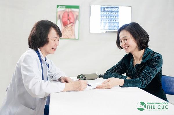 chủ động khám tầm soát ung thư vú