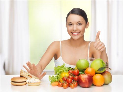 Ăn nhiều rau xanh và hoa quả tươi là cách phòng tránh rối loạn tiêu hóa hiệu quả