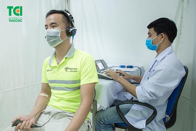 danh mục khám sức khỏe định kỳ và khám bệnh nghề nghiệp