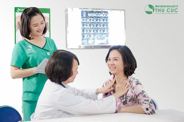Khám chẩn đoáKhám chẩn đoán ung thư khi kết quả khám lâm sàng, sàng lọc có những biểu hiện nghi ngờn ung thư khi kết quả khám lâm sàng có những biểu hiện nghi gnờ