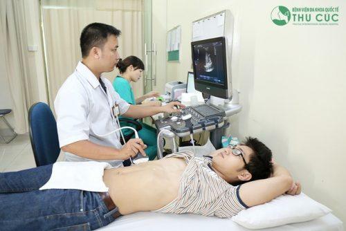 Trang thiết bị y tế hiện đại được nhập khẩu từ các nước có nền y tế phát triển giúp việc thăm khám thuận tiện, chẩn đoán chính xác và điều trị hiệu quả bệnh.