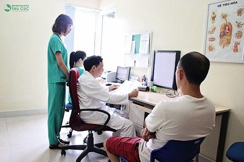 Các bác sĩ sẽ tư vấn cụ thể cách chữa bệnh đau dạ dày như thế nào khi người bệnh đến khám