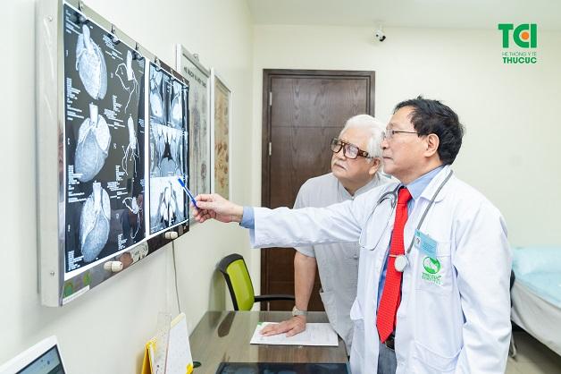 Các chẩn đoán cận lâm sàng giúp đưa ra các kết luận chính xác về bệnh hở van động mạch chủ
