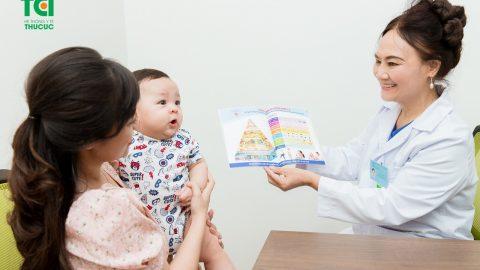 Kinh nghiệm cho trẻ đi khám dinh dưỡng mẹ cần biết