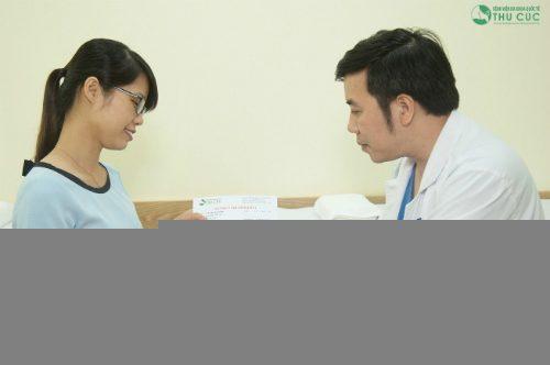 Để đặt hẹn thăm khám loét thực quản, bạn đọc có thể liên hệ bệnh viện Thu Cúc theo số1900558896 hoặc 0904970909để được hỗ trợ.