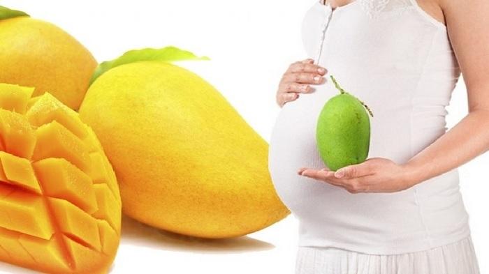 Ăn xoài giúp tăng cường thị lực, bảo vệ tim mạch, hỗ trợ tiêu hóa, ngăn ngừa dị tật thai nhi,...