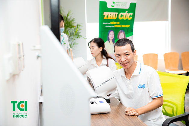 quy trình khám sức khỏe định kỳ doanh nghiệp gồm những gì