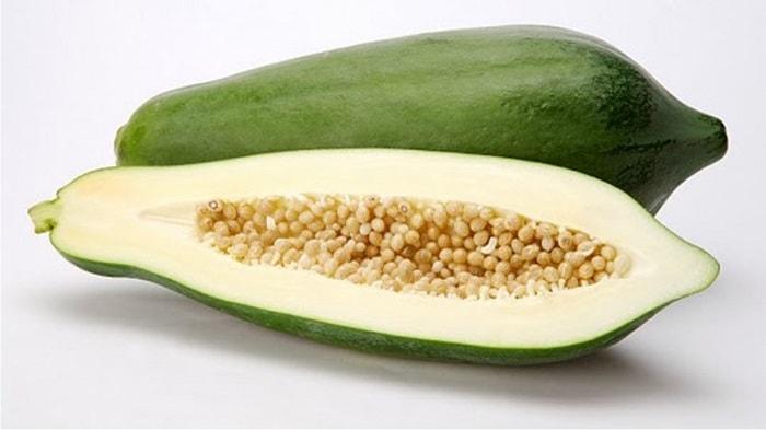 những loại quả không nên ăn trong 3 tháng đầu mang thai
