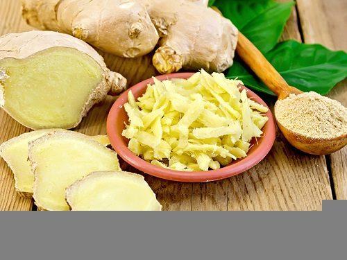 Gừng được coi là một loại thảo dược có công dụng giảm đau bao tử