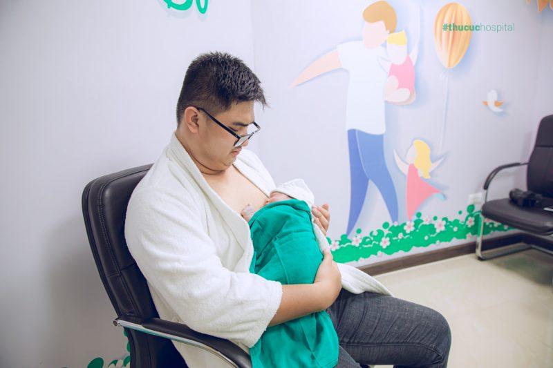Pháp luật hiện hành rất linh hoạt để giúp lao động nam có thể được hưởng chế độ thai sản